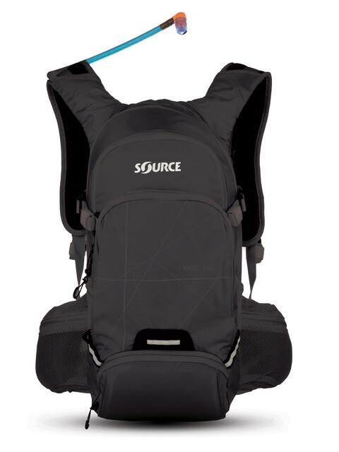 SOURCE Ride Backpack 15 L Black